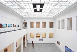 Der Lichthof im ehemaligen Museum am Ostwall. Foto: Axel M. Mosler