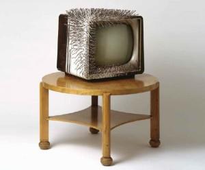 Günther Uecker TV, 1963, Skulpturenmuseum Glaskasten Marl © VG Bild-Kunst, Bonn 2015